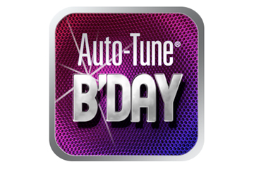 Auto-tune Birthday (icon)