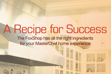 Fox MasterChef Family Ad