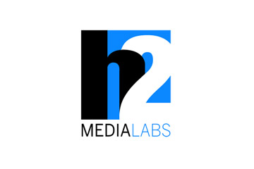 h2 Media Labs Logo