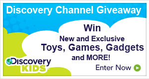 Discovery – Kids – Giveaway